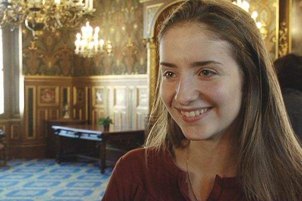 Emma Fesneau incarnera la Jeanne d'Arc 2016