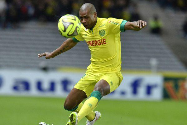 Johan Audel en fin de contrat et blessé jusqu'en fin de saison ne portera probablement plus les couleurs du FC Nantes