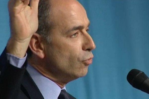 Meeting de Jean-François Copé à Nancy le 2 décembre 2012