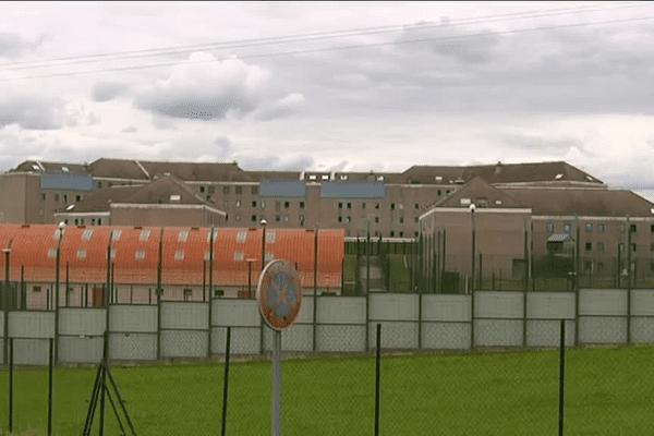 Le centre de détention d'Uzerche en Corrèze