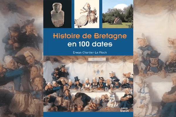 Couverture du livre : 10 dates en Bretagne