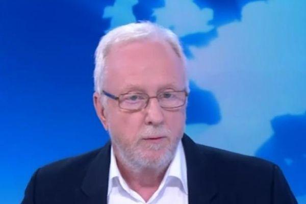 Jacques Rousselot, président de l'AS Nancy Lorraine.