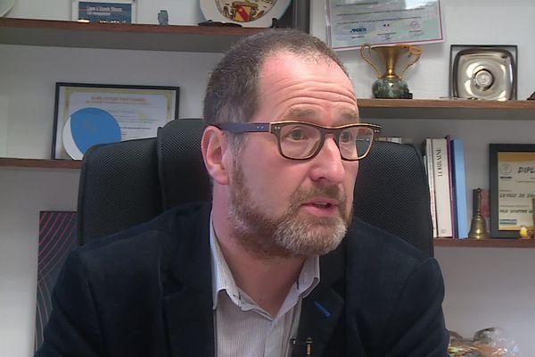Le maire de Damelevières Christophe Sonrel craint des répercussions économiques pendant plusieurs années.
