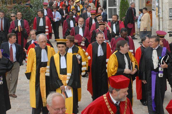 En 2006, l'Université d'Orléans célèbre ses 700 ans - Photo d'illustration