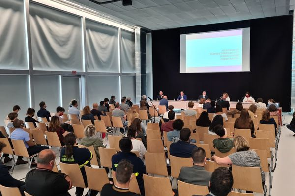 Conférence de presse pour L'Essentiel Festival ce mardi matin au Meett
