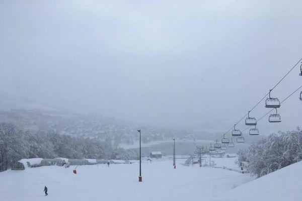 A Super Besse, la station de ski du Puy-de-Dôme, a investi dans une nouvelle enneigeuse.