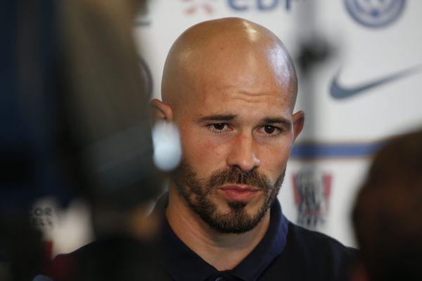 Le défenseur international de Nice Christophe Jallet.