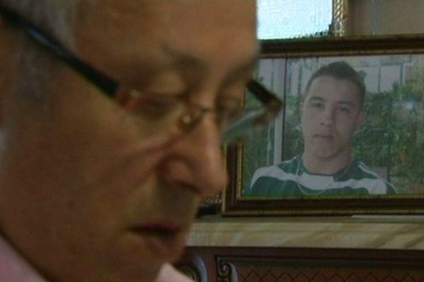Albert Chennouf, le père du parachutiste gardois victime de Merah, soulagé que La République reconnaisse et honore son fils