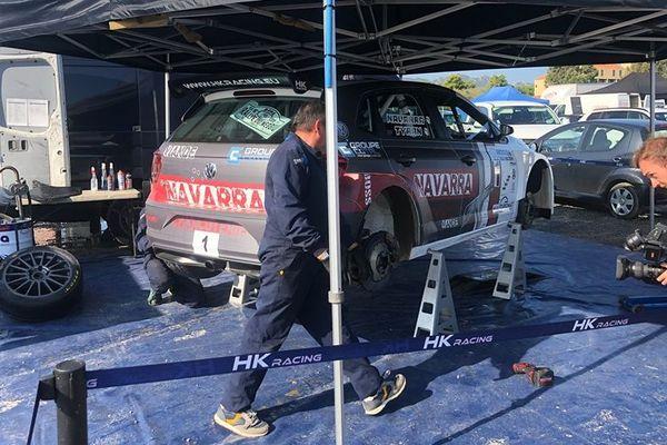 Ce samedi 26 octobre s'est tenue la 16e édition du rallye du Nebbiu. La compétition est remportée par le pilote François-Frédéric Navarra, originaire de la région.