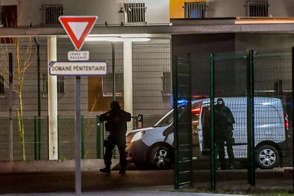 Salah Abeslam est arrivé à la prison de Vendin-le-Vieil lundi soir.