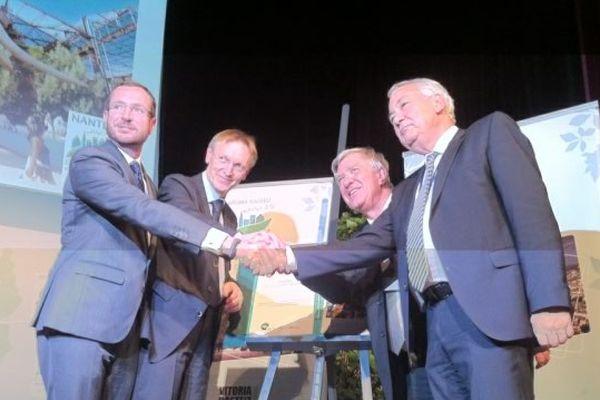 Pour un an Nantes est la plus verte