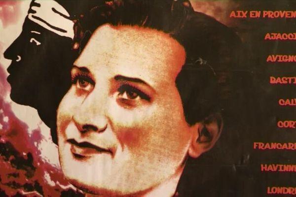 Le 9 mai 1943, la Résitante corse, Danielle Casanova, meurt du typhus dans le camp d'extermination d'Auschwitz.