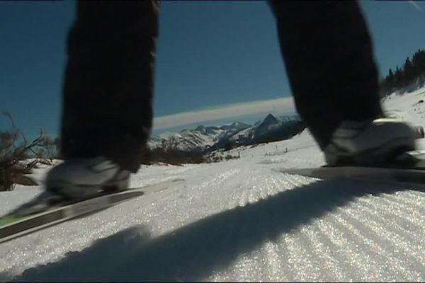 Ski au Chioula