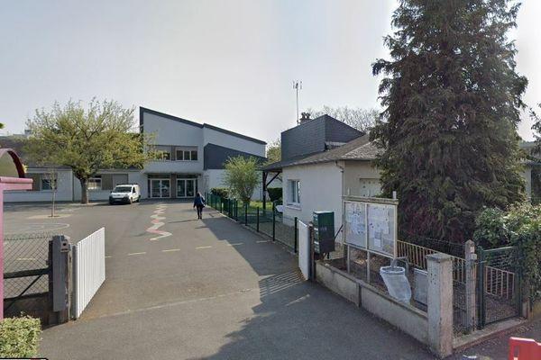 Ecole Les Grands Champs à Saint-Avertin
