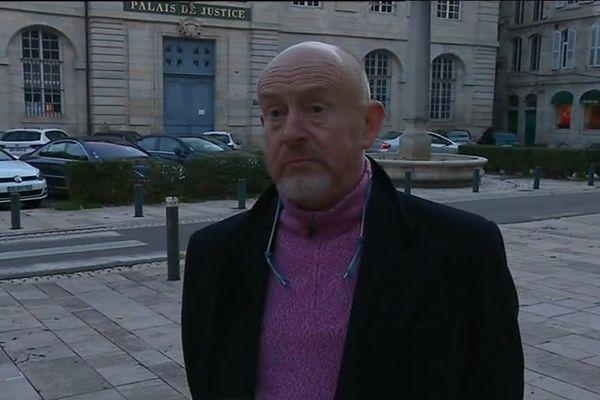 Maître Florand est l'avocat des parents d'Alexia Daval
