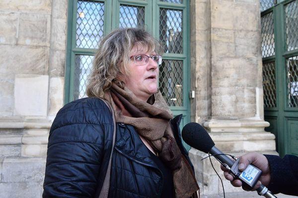 Partie civile au procès Xynthia, Gisèle Arnault a perdu son père âgé de 74 ans, noyé dans son pavillon de la Faute-sur-Mer dans la nuit du 27 au 28 février 2010.