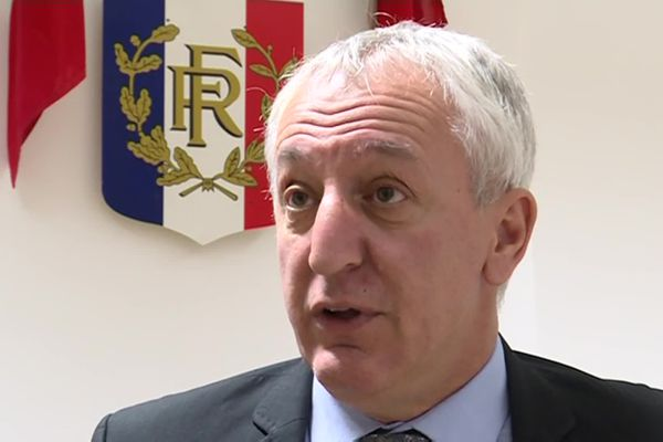 Éric Bouillard était le procureur de la République d'Ajaccio au moment de l'enquête préliminaire.