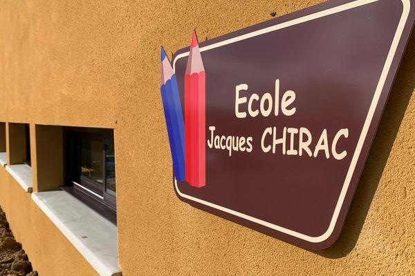 L'école Jacques Chirac de Viviers-lès-Lavaur