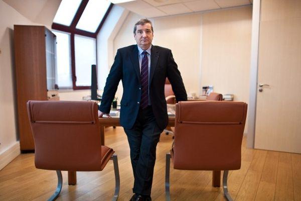 Jean-François Vilotte - Le président de l'Autorité de régulation des jeux en ligne (ARJEL) - janvier 2011