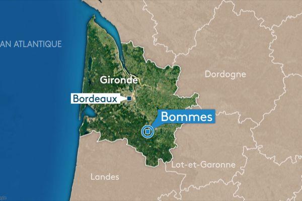 Un cycliste a perdu la vie lors d'un choc frontal avec un automobiliste, ce jeudi 20 mai à Bommes, dans le sud de la Gironde.