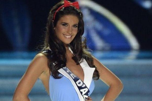 Aurianne Sinacola, Miss Côte D'Azur 2014, à l'élection de Miss France 2014. Qui va lui succéder?