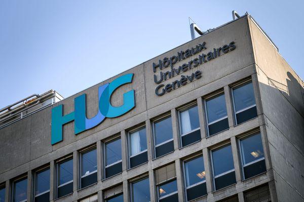 L'hôpital de Genève. Photo d'illustration.
