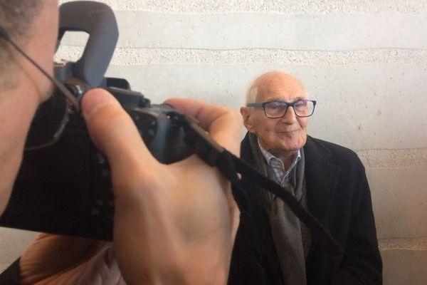 Simon Coencas co-découvreur de la grotte de Lascaux est décédé en février 2020 à l'âge de 93 ans