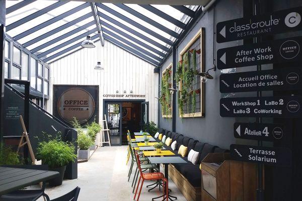 L'office coffee à Saint-Nazaire espère la reprise en septembre