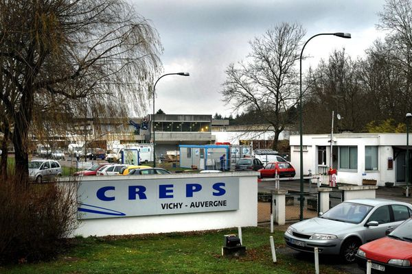 Le CREPS de Vichy dans l'Allier vient d'être labellisé début octobre centre de préparation aux Jeux Olympiques et paralympiques de Paris 2024.