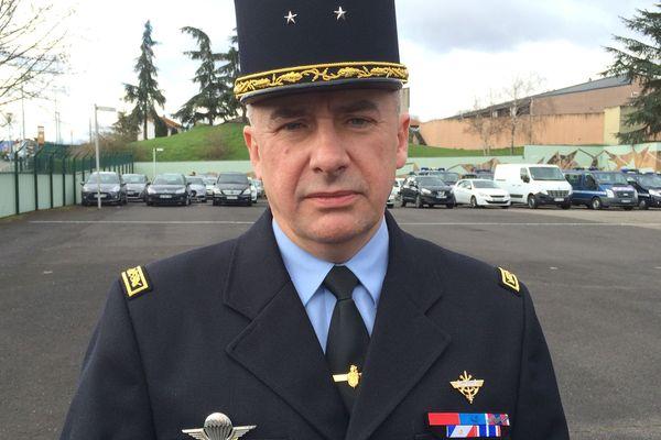 Le Général Philippe Ott a organisé le 70ème anniversaire du débarquement en Normandie, en 2014, avec Arnaud Beltrame.