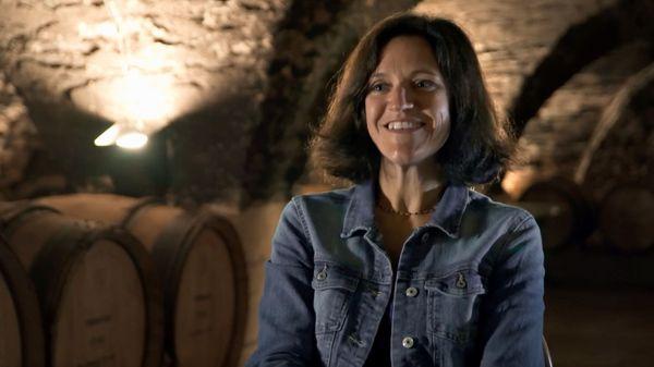 Ludivine Griveau, Régisseuse générale du domaine viticole des Hospices de Beaune
