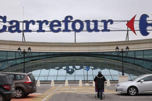 Carrefour : les magasins étaient en grève le week end de Pâques pour protester contre le plan de transformation