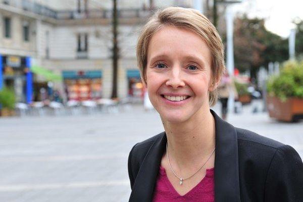 Laurence Garnier est candidate UMP à la mairie de Nantes en 2014