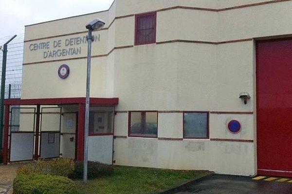 Le centre de détention d'Argentan