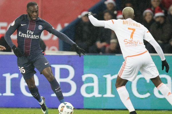 Jonathan Ikoné pourrait débarquer dans le Nord cet hiver, pour jouer avec le LOSC jusqu'à la fin de la saison.