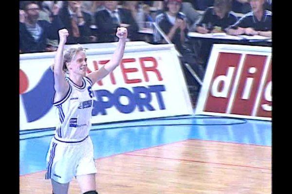 Finale d'Euroligue  1998 : Bourges s'impose contre Madrid