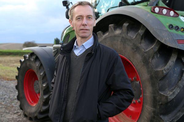 Franck Sander, Président national des betteraviers de France, estime que la décision du gouvernement est une première étape.
