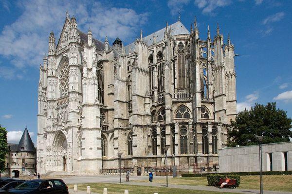 La cathédrale de Beauvais a obtenu sa troisième étoile au Guide Michelin.