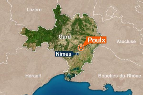 Poulx (Gard)