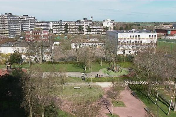 Le Havre, quartier du Mont-Gaillard