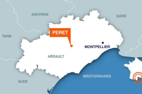 Péret (Hérault)