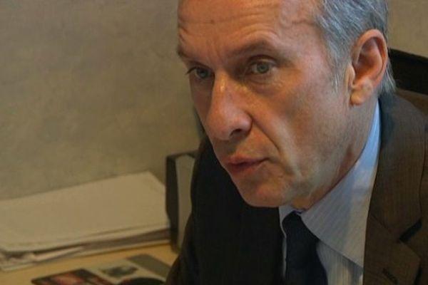 Bernard Combes vient d'annoncer son soutien à  Marie-Laure Suau, candidate Divers gauche à la mairie d'Egletons