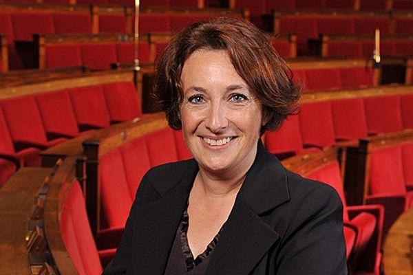 Isabelle Attard, députée du Calvados