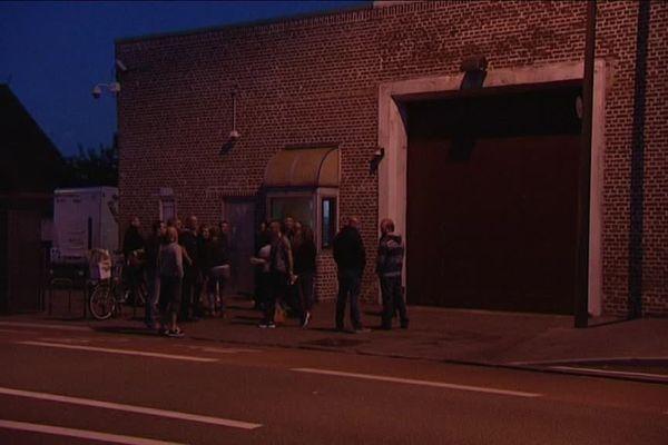 Les gardiens de la maison d'arrêt d'Amiens bloquent les accès à l'établissement depuis 6h ce lundi matin.