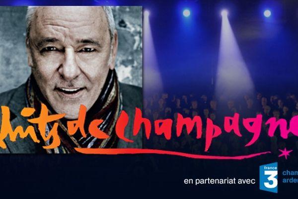Les Nuits de Champagne avec Maxime Le Forestier