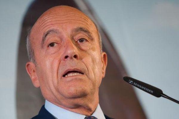 Alain Juppé, le 10 septembre 2013, à Bordeaux