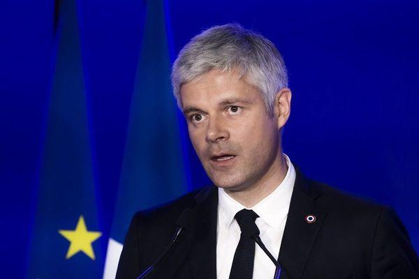 Elections européennes : Laurent Wauquiez sous le feu des critiques