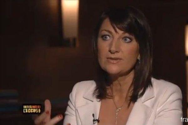 Maître Sylvie Noachovitch, interviewée dans l'émission Faites Entrer L'accusé