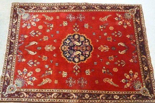 Un tapis Hamadan vendu demain aux enchères à Limoges