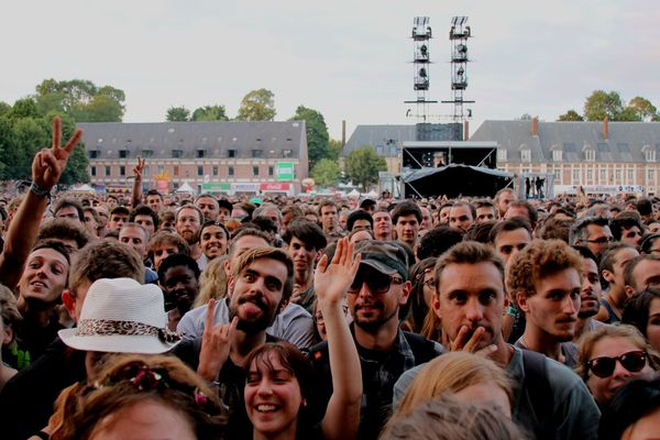 125 000 spectateurs pour cette édition 2017 du Main Square d'Arras